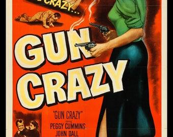 Gun Crazy print