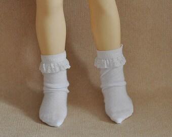 BJD lace socks for MSD SD