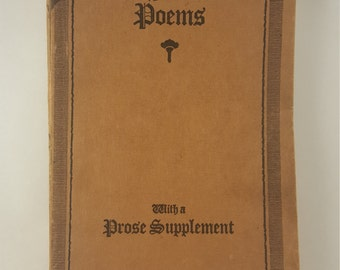 One Hundrend and One Famous Poems with a Prose Supplement - 1924