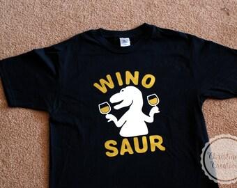Wino Saur Tshirt