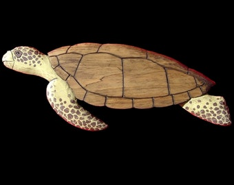 Turtles, Loggerhead Turtle - 2 ft.