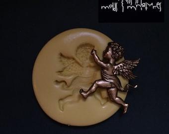 Cherub Angel Silicone Mold