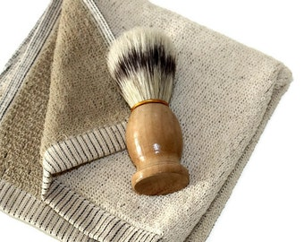Natural Shaving Brush with Boars Bristles