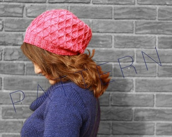 Twisted Hipster (knitting pattern pdf)