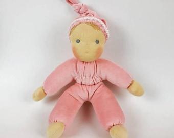 Waldorf Cuddling Doll
