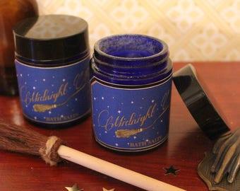 Midnight fly lavender fizz bath salts 120gr