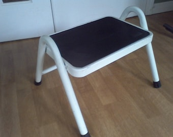Foot stool, Step stool, Metal kitchen stool, step ladder