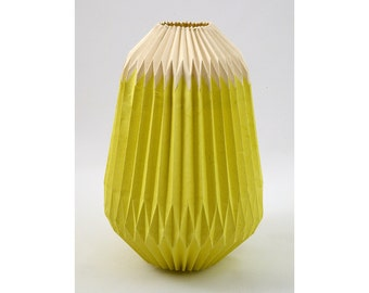 Two Toned Faceted Vessel (101F)