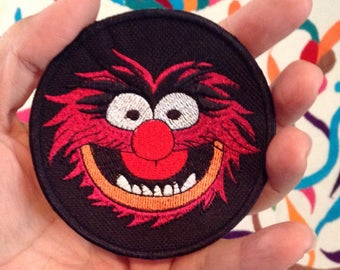 Animal Iron On Embroidered Patch