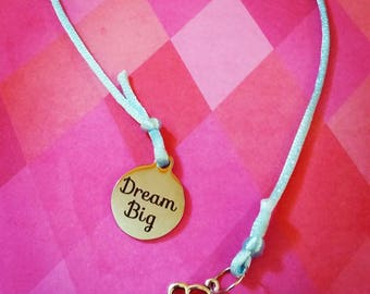 Dream Big Bookmark