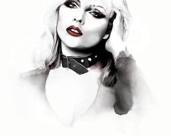 Limited Edition - Debbie Harry - Blondie