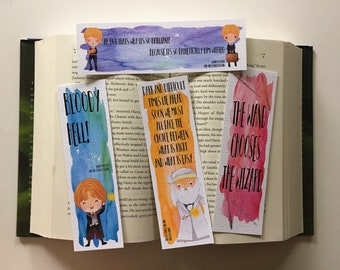 Harry Potter Bookmarks - Goblet of Fire
