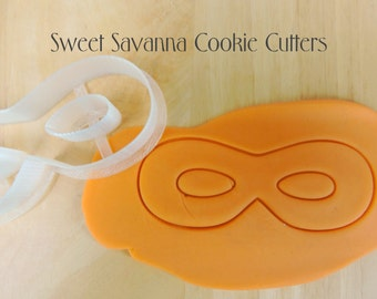 Superhero Mask Cookie Cutters