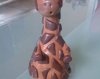 Piggy bank large giraffe!