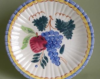 Stangl Pottery Harvest Dinner Plate