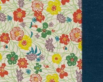 Desk Blotter - Matte Floral
