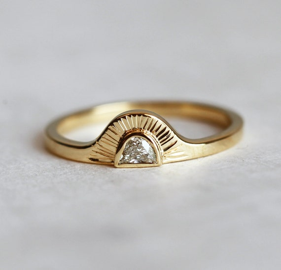 sunrise rings diamond ring half bohemian listing engagement moon il