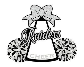 raiders svg etsy rh etsy com Oakland Raiders Graphics Oakland Raiders Screensavers