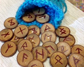 3 Rune Cast Reading by Runic Ashes