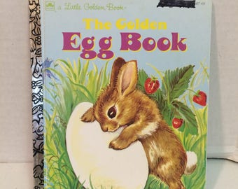 The Golden Egg Book, A Little Golden Book