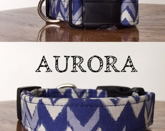 Aurora - Chevron Inspired Handmade Collar
