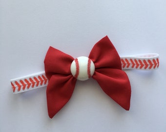 Baseball Lexie Headband