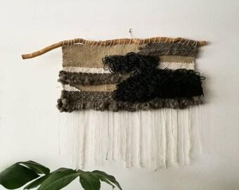 Large woven wall hanging |Woven wall art | Tapestry wall hanging | Fibre art | Tapestry wall hanging | Wall decor