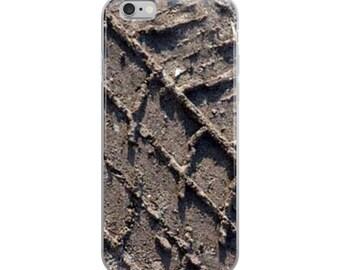 iPhone Case Tire  mud thread mark moto motocycle car motobike bike, iPhone 6 Plus/6s case, iPhone 6/6s case, iPhone 7/8 case, iPhone X case