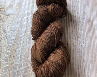 Medium Roast - 100% Superwash Merino Wool, DK weight