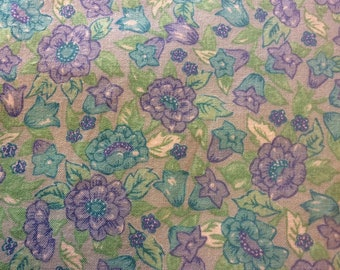Fabric cotton calico