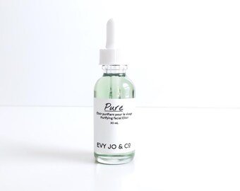 Pure Facial Elixir - (Combination | Oily | Blemish-Prone) - Face Oil,Facial Oil, Facial Serum, Bath and Beauty, Skin Care, Moisturizers