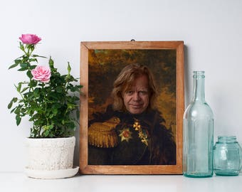 William H. Macy Limited Artwork