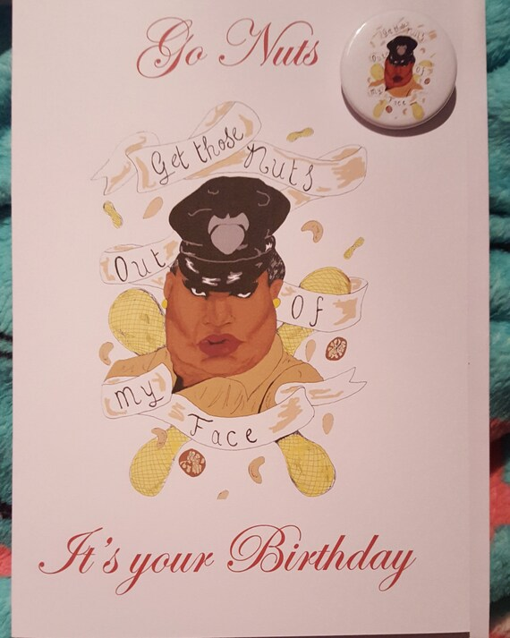 Latrice royale drag queen birthday card and badge bookmarktalkfo Choice Image