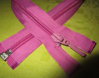 Pink nylon coulelur separable