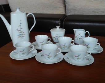 Schirnding Porcelain Coffee set or Tea set