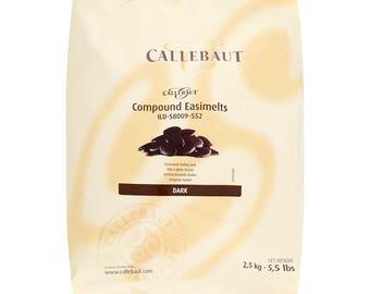 Callebaut Compound Chocolate Easimelts