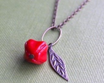 Cherry Pickin Necklace