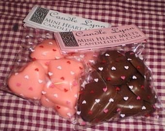 Mini Heart Melts - 3 oz Bag of Tarts