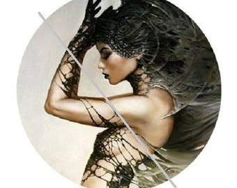 20mm, beautiful goddess, fairy, strength (profile)