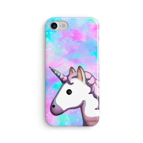 coque iphone 6 licorne emoji