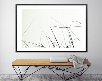 Large poster art Botanical art green art for office space botanical posters above bed wall art foyer art trending now prints by Duealberi