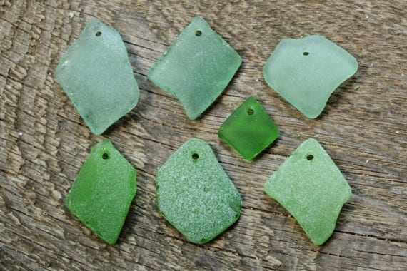 Genuine sea glass pendant supplies handmade tags seaglass tags sea genuine sea glass pendant supplies handmade tags seaglass tags sea glass tags drilled sea glass pendant for men pendant for women gift women from aloadofball Choice Image