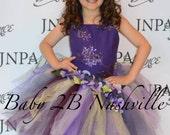 Purple Dress WoodlandFair...
