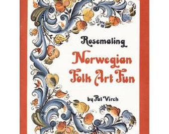 Rosemaling: Norwegian Folk Art Fun