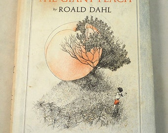 James and the Giant Peach first edition 1961 Dahl Knopf