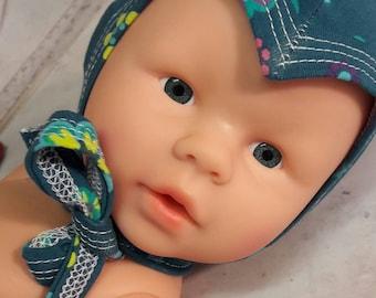 pdf pattern for hat doll 43 - 45 cm