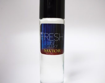 Savior - Inspired by Emma from OUAT - Roll on Perfume