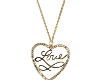 Love Rope Necklace
