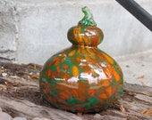 Green & Orange Gourd, 6&q...