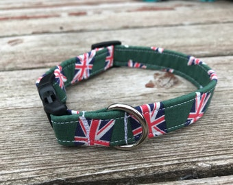 "Handmade Dog Collar - ""William"""